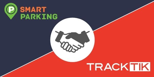 Smart Parking & TrackTik Announce Integration Partnership
